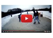 Хоккей доступный каждому с GoPro