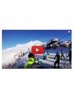 Эльбрус и катание на лыжах с GoPro Session