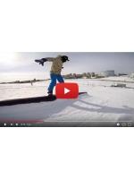 Видео из мини сноупарка в Чебоксарах