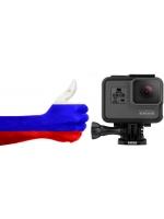 Новая прошивка Hero5 Black v02.00 - теперь GoPro на русском