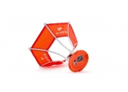 Как снимать с воздуха без коптера? - Парашют для GoPro от Birdie и AER!