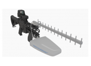 Drone Defender- пушка, которая может сбить квадрокоптер