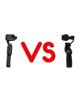 Сравнение GoPro Karma Grip vs DJI Osmo Plus