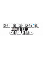 Как пользоваться GoPro Hero3?