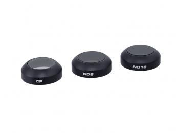 PolarPro 3 - PACK-STANDARD SERIES | Набор фильтров для Dji Mavic Pro