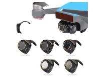 Комплект светофильтров для квадрокоптера DJI Spark | PGYTECH