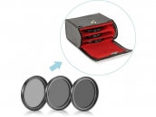 Комплект светофильтров для квадрокоптера DJI Phantom 3 Standart | PGYTECH