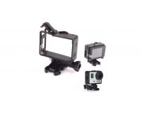 Крепление-рамка со скобой для экшн-камер GoPro | Poloz