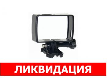 Крепление-рамка для экшн-камер Xiaomi Yi 4K Action Camera | Poloz