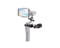 Конденсаторный микрофон с креплением на ручку стабилизатора | Poloz
