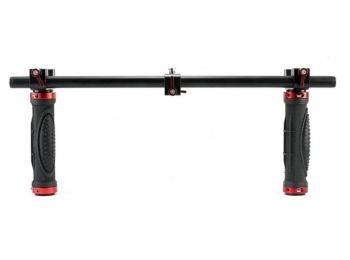Двойная ручка для стабилизаторов и камер   Poloz