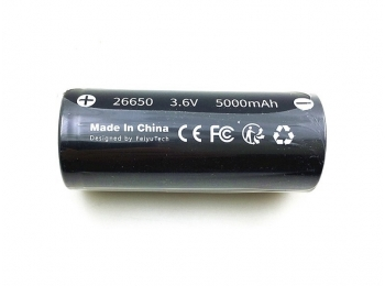 Аккумулятор 26650 для стедикамов Feiyu Tech G6/G6 PLUS | FeiyuTech