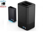GoPro MAX Dual Battery Charger + Battery (ACDBD-001-EU | Аккумулятор и зарядное для экшн камеры GoPro MAX