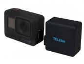 Подводный батарейный модуль для экшн-камер GoPro Hero5/Hero6/Hero7   Telesin