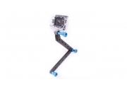 Выносное крепление-конструктор на шлем для экшн-камер GoPro | Poloz