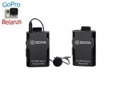 Беспроводной микрофон для камер и смартфонов BOYA BY-WM4 PRO | BOYA