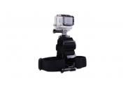 Крепление на голову для двух экшн-камер GoPro   Telesin