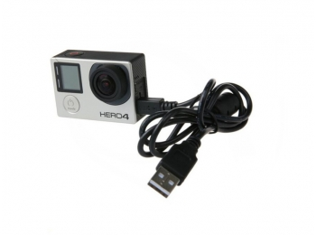 USB Mini кабель для экшн-камер GoPro Hero3/Hero4   KingMa