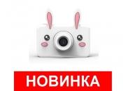 Детский фотоаппарат Зайчик со стабилизацией Fun Camera