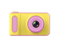 Детский цифровой фотоаппарат GSMIN Kids Camera (Розовый)