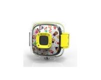 Водонепроницаемая детская экшн-камера GSMIN Action Camera for Kids (Желтая)