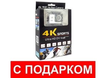 Недорогая экшн-камера 4K Sports Ultra HD DV c Wi-Fi