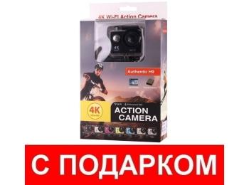 Недорогая экшн-камера 4K Sports Ultra HD DV c Wi-Fi и пультом ДУ