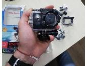 Недорогая экшн-камера Sports Cam Full HD 1080P (Русская версия)