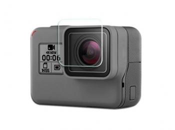 Защитное стекло объектива для экшн-камеры GoPro Hero5/Hero6/Hero7 Black | Telesin