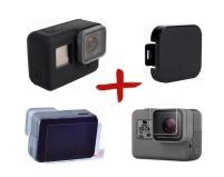 Комплект защиты для GoPro Hero5/Hero6/Hero7 Black