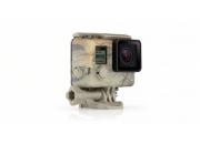 GoPro Camo Housing + QuickClip (Realtree Xtra®) | Охотничий защитный бокс экшн-камер GoPro Hero3/Hero4