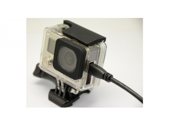 Защитный бокс с вырезом для экшн-камер GoPro Hero4 | KingMa