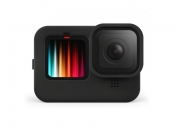 Силиконовый чехол для экшн-камеры GoPro Hero 9 Black (черный) | Poloz