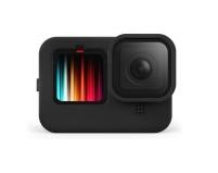Силиконовый чехол для экшн-камеры GoPro Hero 9/10 Black (черный) | Poloz