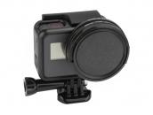 Поляризационный CPL светофильтр для экшн-камер GoPro Hero5/Hero6/Hero7   Telesin