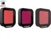 Набор светофильтров Aqua 3-Pack для экшн-камер GoPro Hero5/Hero6/Hero7 | PolarPro