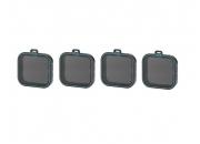 Комплект ND и CPL фильтров для GoPro Hero5/Hero6/Hero7   Telesin