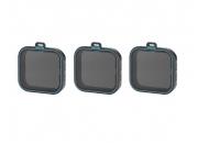 Комплект ND фильтров для GoPro Hero5/Hero6/Hero7   Telesin