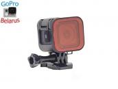 PolarPro Snorkel Red Filter for GoPro Hero4 Session | PolarPro
