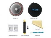 "Telesin 6"" Dome Port для GoPro Session | Бокс для съемки между водой и воздухом для экшн-камер GoPro Session"