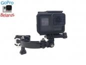 Боковое крепление на мотошлем для экшн-камер | Telesin