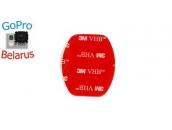 Клеящиеся основа прямой площадки для экшн-камер GoPro | Poloz
