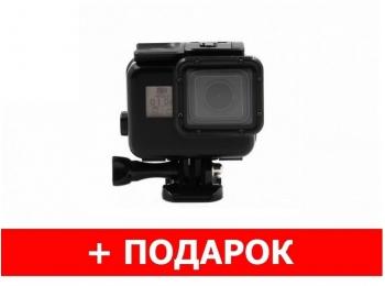 Защитный бокс черного цвета для экшн-камер GoPro Hero5/Hero6/Hero7 | Telesin