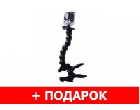 Гнущаяся прищепка для экшн-камер GoPro | Telesin