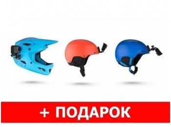 Крепление на шлем для экшн-камер GoPro | Poloz