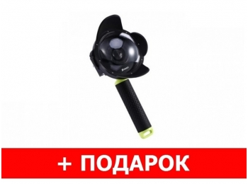 "Telesin 6"" Dome Port для Xiaomi Yi   Бокс для съемки между водой и воздухом для экшн-камер Xiaomi Yi"