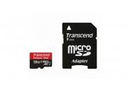Transcend microSDXC 128GB (TS128GUSDU1) | Карта памяти 128GB для экшн-камер GoPro