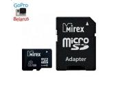 Карта памяти Mirex microSDHC (Class 10) 8GB (13613-AD10SD08) | Универсальная карта памяти 8GB