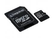Kingston Canvas Select SDCS/32GB microSDHC 32GB | Карта памяти 32GB для экшн-камер