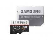 Samsung microSDHC 32GB MB-MD32GA | Карта памяти 32GB для записи 4K